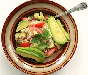 Summer Quinoa Salad vegan never looked so good